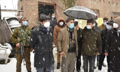 FoodSafety Officer Pulwama suspended
